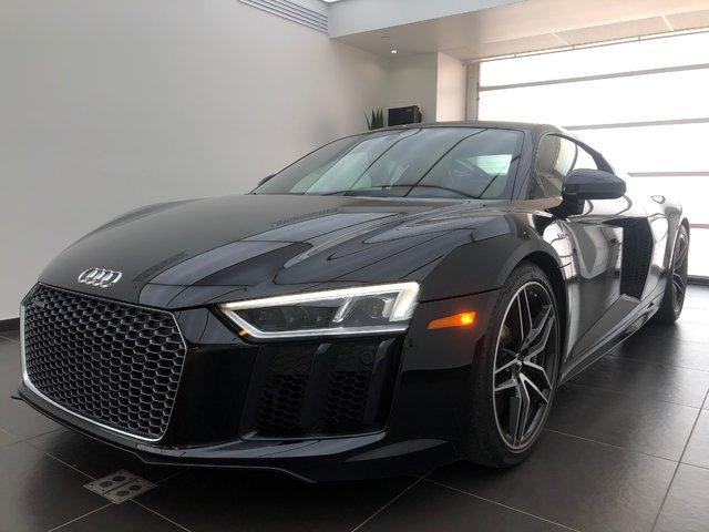 Audi R8 V10 2017
