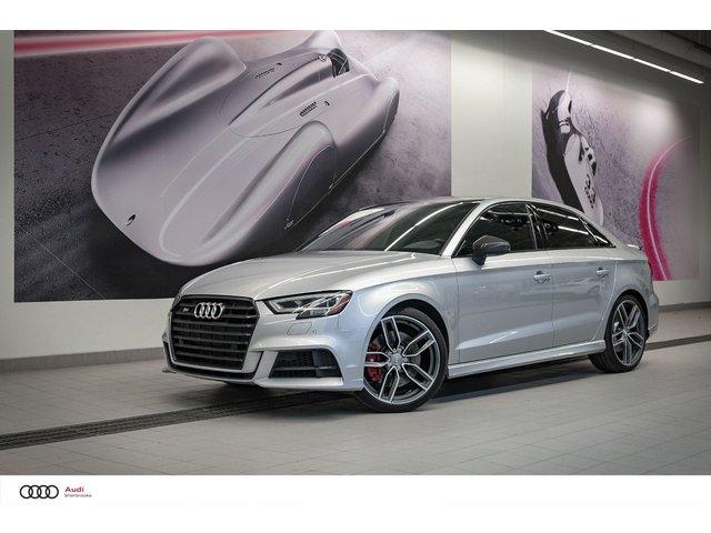 Audi S3 BERLINE PROGRESSIV - 2.0 TFSI - QUATTRO AWD 2018