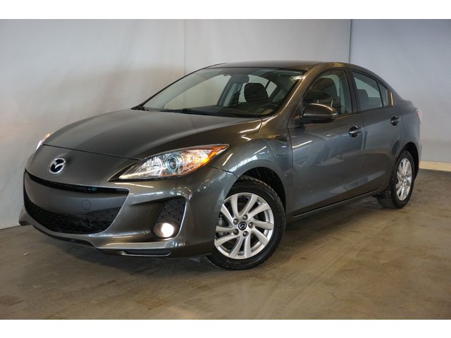 Mazda Mazda3 GS MAG SIEGE CHAUFANT 2013