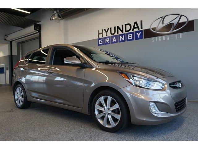 Hyundai Accent (5) GLS MAGS TOIT FOGS AC GROUPE ELECTRIQUE COMPL 2013