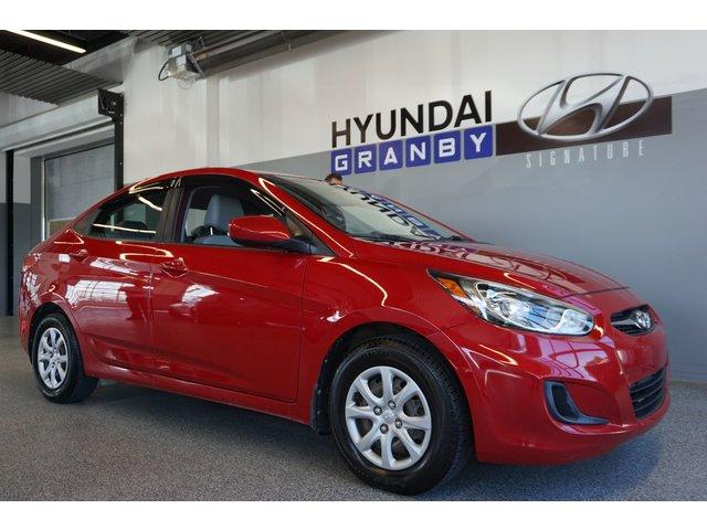 Hyundai Accent GL AC GROUPE ELECTRIQUE COMPLET 2013