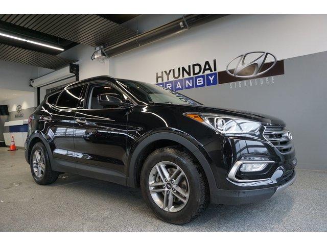 Hyundai Santa Fe Sport AWD ESSENTIEL MAGS CAM AC GROUPE ELECTRIQUE 2018