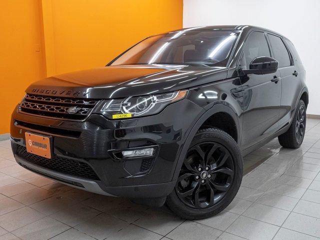 Land Rover DISCOVERY Sport HSE AWD NAV CUIR TOIT PANO SIÈGES CHAUFF *BAS 2017