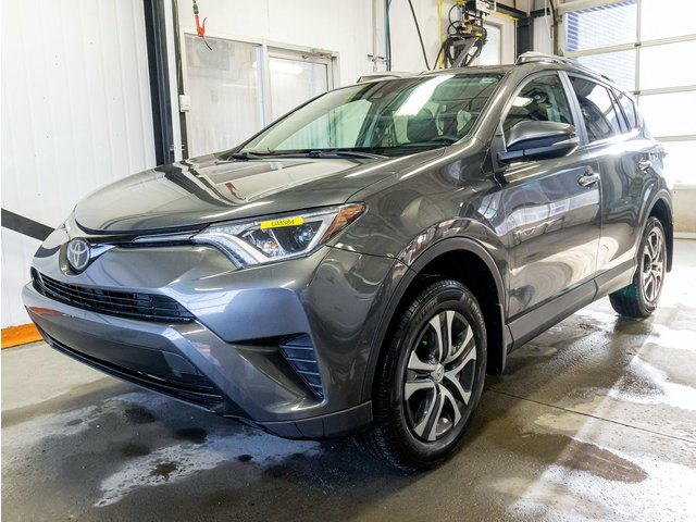 Toyota RAV4 LE AWD *SAFETY SENSE* CAMERA *SIEGES CHAUFF*  2017