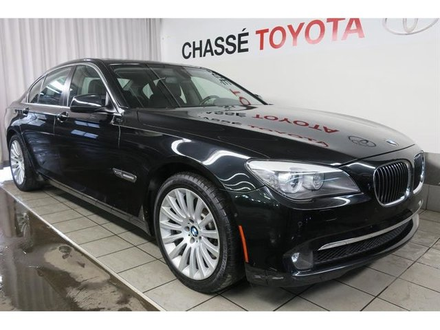 BMW 7 Series 750i xDrive Executive pkg 2012