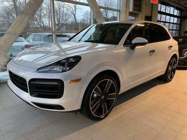 Porsche Cayenne S - Loaded with options 2019
