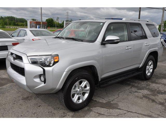 St Foy Toyota >> toyota 4runner 2015 d'occasion à vendre chez