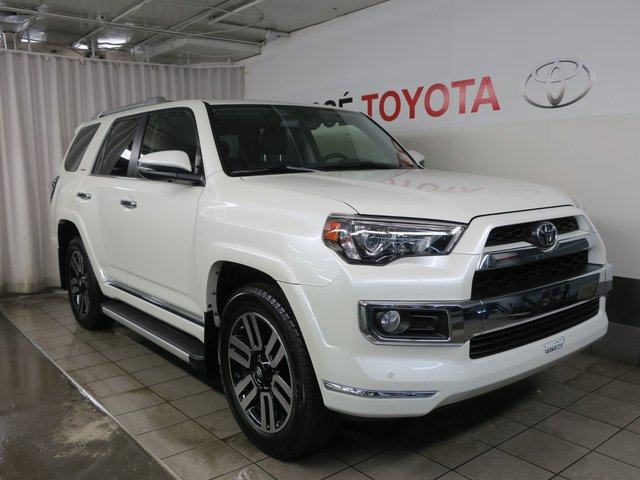 Toyota 4Runner Limited 7 Passagers + Pneus d'hiver 2017