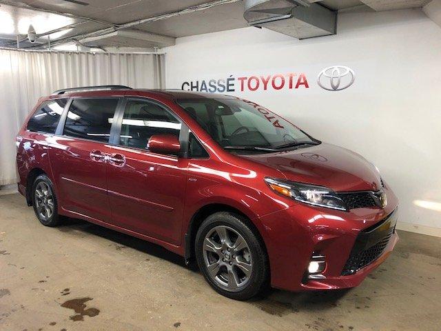 Toyota Sienna SE AWD GROUPE  TECHNOLOGIE 2020