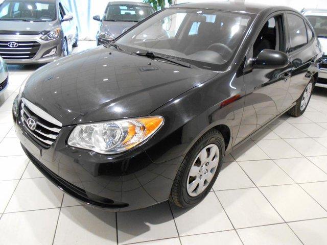 Hyundai Elantra GL **TRES BAS KM.,A/C.CRUISE,IMBATTABLE 2010