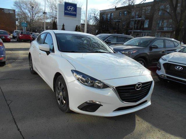 Mazda Mazda3 Berline TOURING **GPS,CAMERA,BAS KM,IMBA 2015