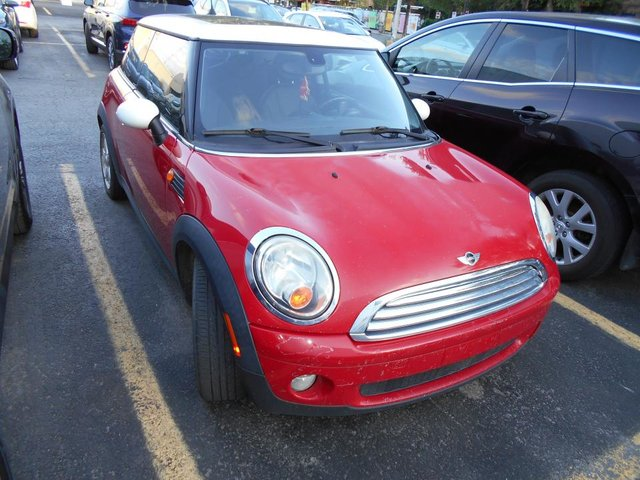 Mini Cooper Coupe **TOIT,BLUETOOTH,A/C,BAS KM.** 2009