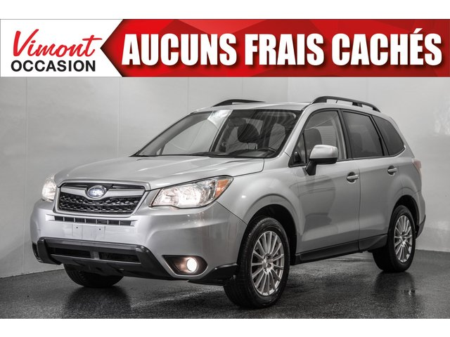Subaru Forester 2015+TOURING+TOIT+SIEGES CHAUFFANTS+BLUETOOTH 2015