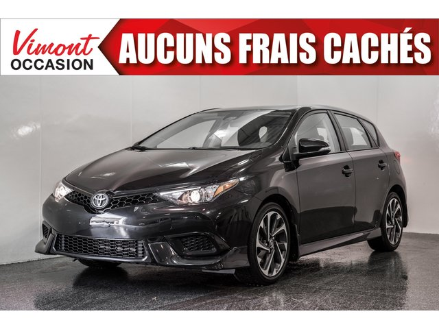 Toyota Corolla iM 2017+HB+A/C+GR ELEC COMPLET+BLUETOOTH 2017