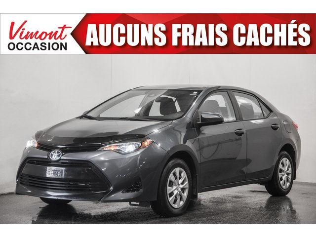 Toyota Corolla 2017+CE+GR ELEC COMPLET+BLUETOOTH 2017