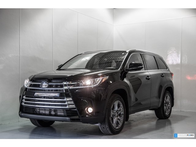Toyota Highlander LIMITED AWD 1105$ ACCESSOIRES INCLUS 2019
