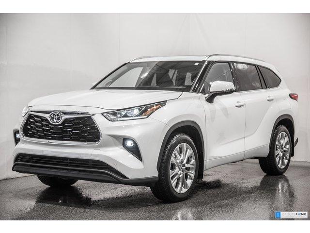 Toyota Highlander LIMITED 3716$ D'ACCESSOIRES INCLUS 2020