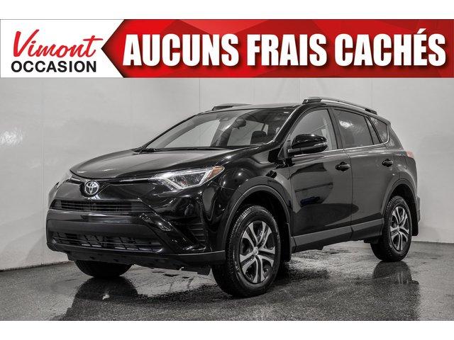 Toyota RAV4 2017+FWD+LE+CAMERA RECUL+SIEGES CHAUFFANTS 2017