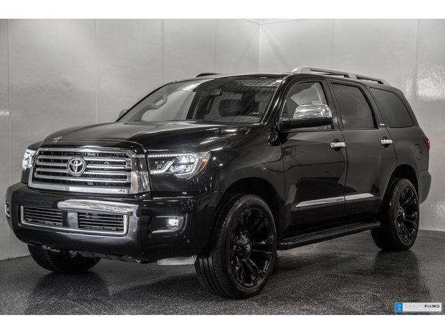 Toyota Sequoia PLATINUM,MAGS ET ROUES 22 POUCES NON-INCLUS 2019