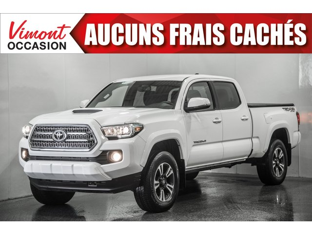 Toyota Tacoma 2017+TRD+SPORT+CAMERA RECUL+COUVRE-CAISSE+ 2017