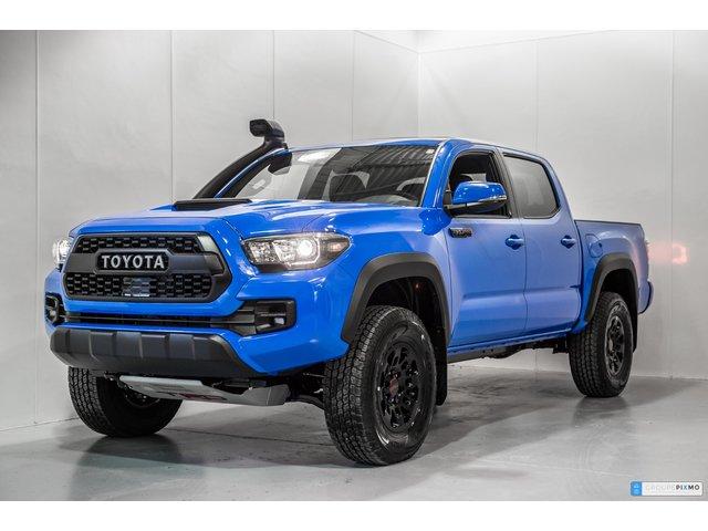 Toyota Tacoma GROUPE TRD PRO 2019