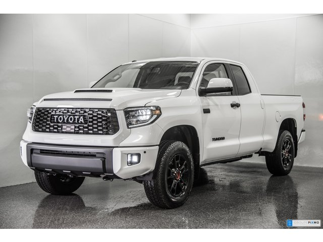 Toyota Tundra DOUBLE CAB TRD PRO 2019