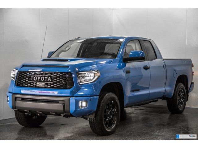 Toyota Tundra SR5 TRD PRO 3065$ ACCESSOIRES TOYOTA 2019