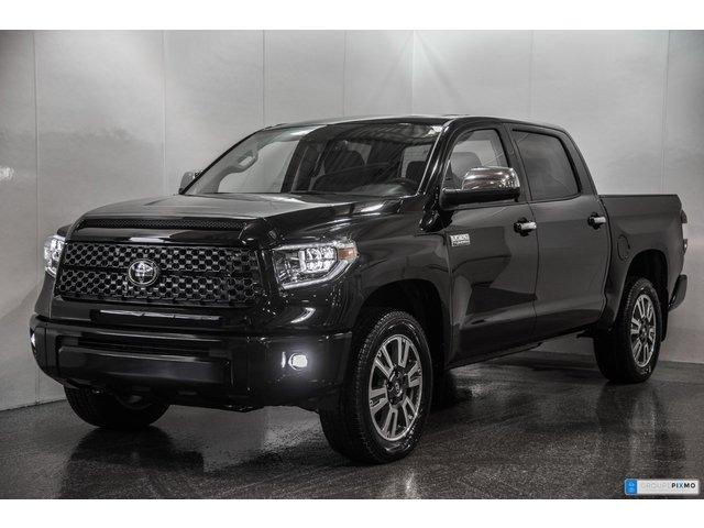 Toyota Tundra CREWMAX PLATINUM 2020