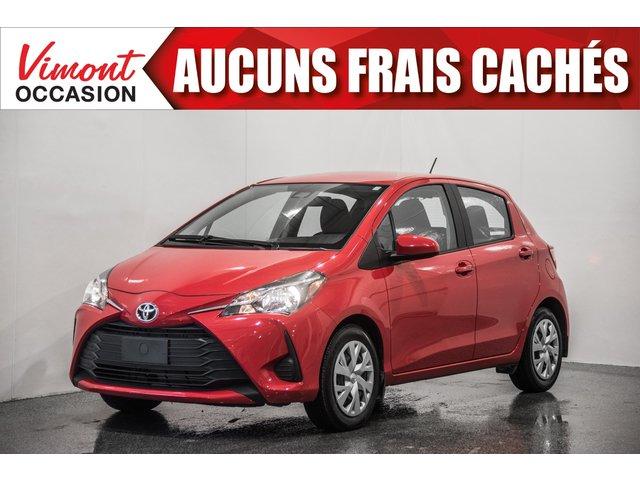 Toyota Yaris 2018+HB+LE+A/C+GR ELEC COMPLET+CAMERA RECUL 2018