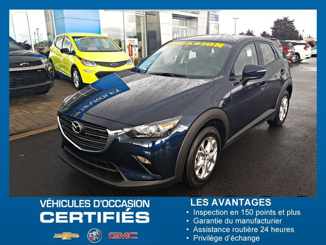 Mazda CX-3 AWD GS*1PROPRIO*AUCUN ACCIDENT*COMME NEUF* 2020