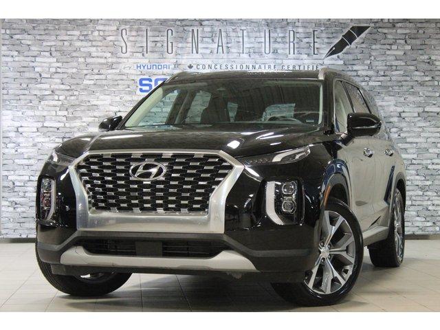 Hyundai Palisade LUXURY 7 PASS/TOIT/CUIR/BLUELINK/NAV/KEYLESS 2020