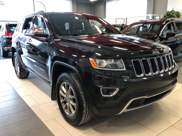 Jeep Grand Cherokee LIMITED / TOIT OUVRANT / V6 / HITCH 2016