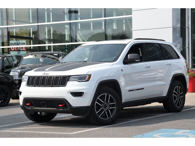 Jeep Grand Cherokee TRAILHAWK 4X4 V6 CUIR TOIT PANORAMIQUE 2020