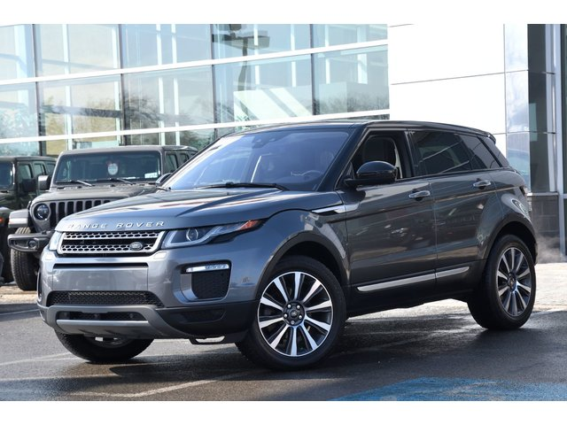 Land Rover Range Rover Evoque HSE 4X4 AWD JAMAIS ACCIDENTÉ CUIR ECRAN TACTI 2017