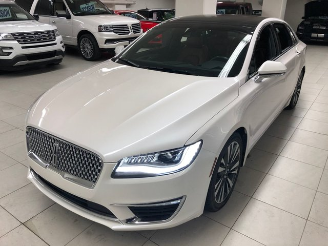 Lincoln MKZ Reserve V6 3.0 - Toit Panoramique - 19'' 2018