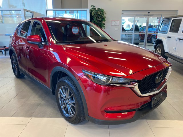 Mazda CX-5 GS AWD 2.5L TOIT OUVRANT 2019