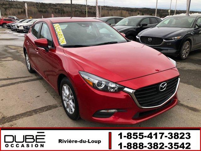Mazda Mazda3 Sport GS MANUELLE 2018