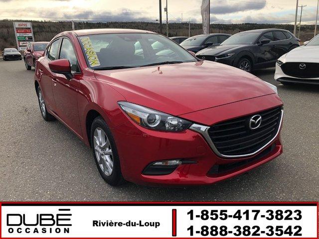 Mazda Mazda3 GS **SIÈGES CHAUFFANTS** 2017