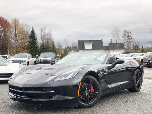 Chevrolet Corvette STINGRAY + 3LT+CONVERTIBLE 2016