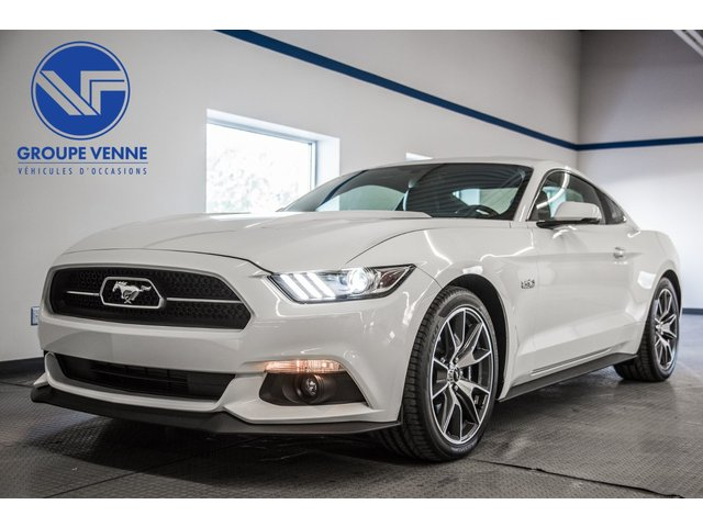 Ford Mustang GT 50 Years Limited Edition 2015