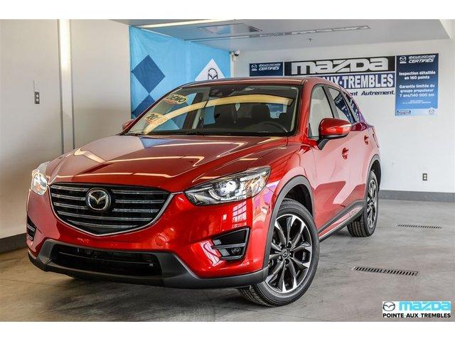 Mazda CX-5 GT/AWD/DÉMO/GPS/BOSE AUDIO/CAMÉRA 2016