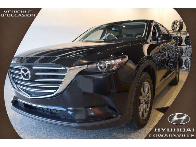 Mazda CX-9 2.5L AWD SIÈGES ÉLECTRIQUES, CAMÉRA DE RECUL 2018