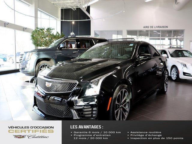 Cadillac ATS-V COUPE SPORT TRÈS RARE 2016