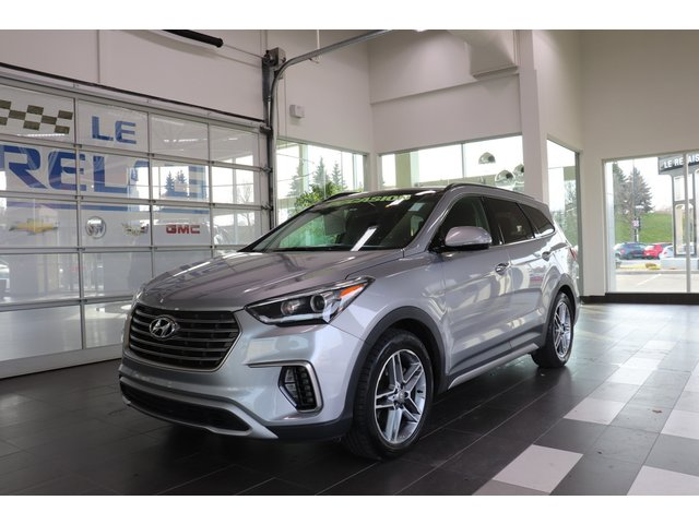 Hyundai Santa Fe XL Limited cuir toit panoramique  7 passagers 2018