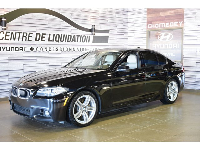 BMW 5 Series 535i xDrive NAVIGATION +CAMERA 2015