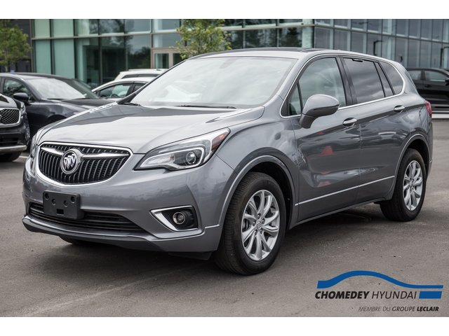 Buick ENVISION PREFERED + AWD + CAM DE RECUL + SIEGES CHAUFF 2019