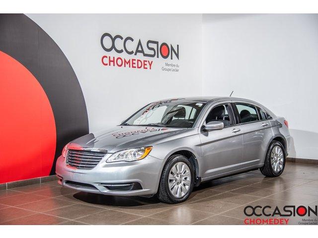 Chrysler 200 LX+GROUPE ELECTRIQUE+A/C+CRUISE CONTROL 2013