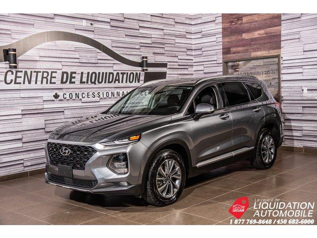 Hyundai Santa Fe Preferred+BLUETOOTH+CAM/RECUL+SIEGE/CHAUFF 2019