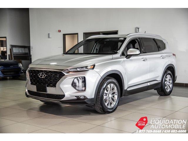Hyundai Santa Fe Essential+CAM/RECUL+APPLE CARPLAY+VOL/SIEG CH 2020