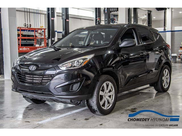 Hyundai Tucson GL+SIEGES CHAUFFANTS+REG DE VITESSE+BLUETHOOT 2014